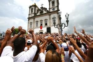 Festa do Senhor do Bonfim Na foto: Foto:Alberto Coutinho/AGECOM
