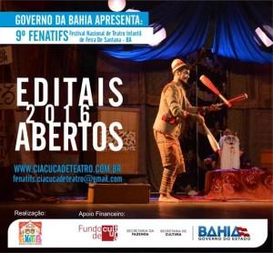 Feira de santana-festival teatro infantil